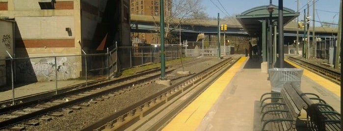NJT - Orange Street Light Rail Station is one of New Jersey Transit Train Stations I Have Been To.