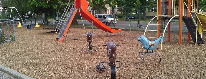 Cherry Park is one of Parks/Outdoor Spaces in GR.