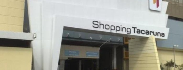 Shopping Tacaruna is one of Shoppings e Lojas.