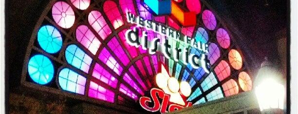 Western Fair Raceway is one of The Best of OEV.