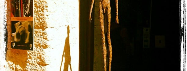 iSculpture Gallery - San Gimignano is one of Best places in San Gimignano, Italia.