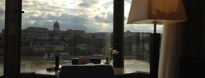Sofitel Budapest Chain Bridge is one of A trendy 24 in Budapest.