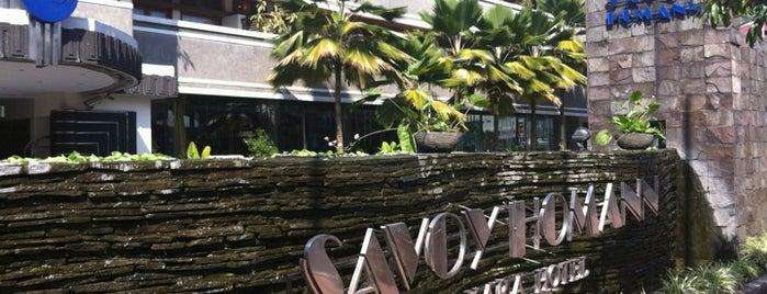 Savoy Homann Bidakara Hotel is one of Places2.