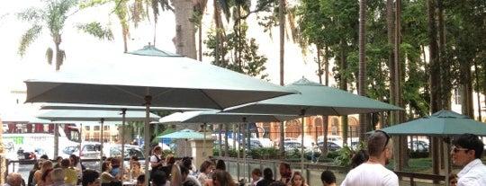 Flor Café is one of Restaurantes.