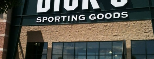 DICK'S Sporting Goods is one of Hunger Games.