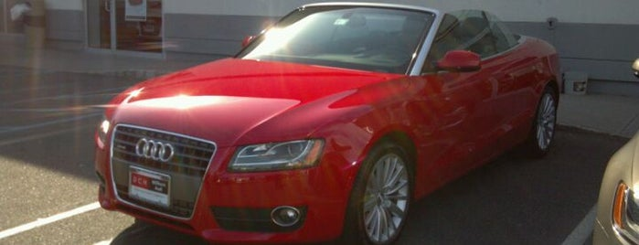 DCH Millburn Audi is one of In-Store Raffles, Activities, Refreshments.