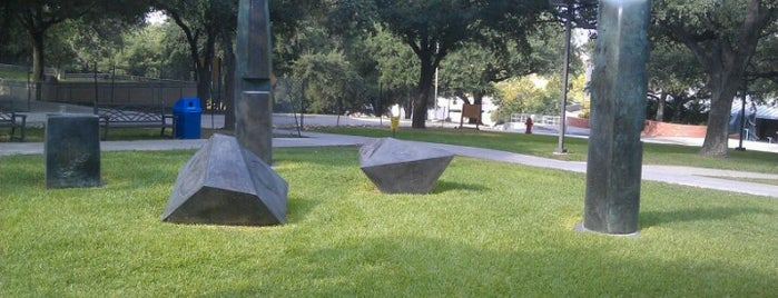 Trinity University is one of Texas Higher Education.