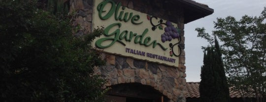 Olive Garden is one of Food.