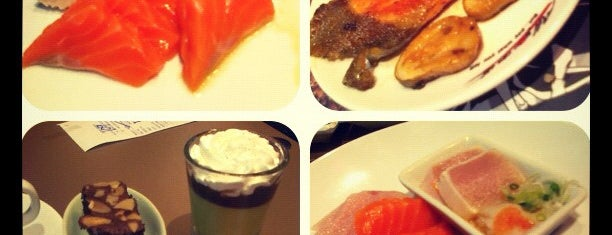 Oishi Buffet is one of Top picks for Japanese and Korea Restaurants.