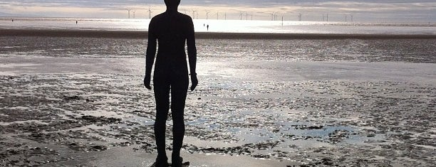 Anthony Gormley's Another Place is one of Ireland England Scotland Trip.