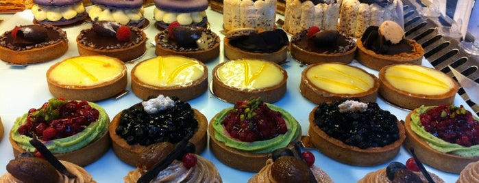 Dominique Saibron is one of Bakery in Paris.