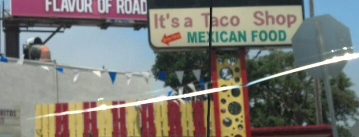 It's A Taco Shop is one of San Diego: Taco Shops & Mexican Food.