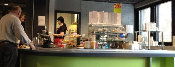 Sky-kahvila is one of Finland TO-DO.