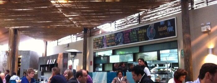 """La Mar Cebichería is one of Restaurantes """"Info Lllama""""."""