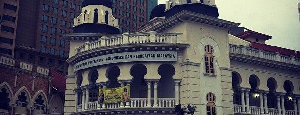 Panggung Bandaraya Grand Opera is one of malaysia/KL.