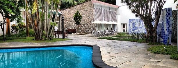 Instituto Moreira Salles (IMS) is one of Rio de Janeiro.