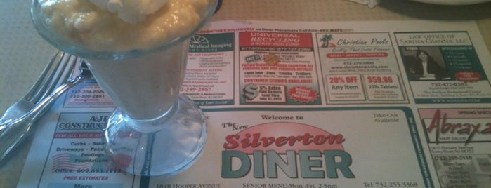 Silverton Diner is one of Diners I want to go.