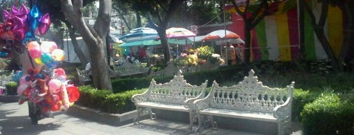 Centro Histórico de Tlalpan is one of ¡Cui Cui ha estado aquí!.