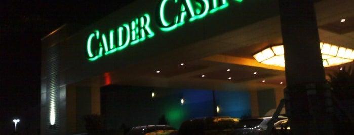 Calder Casino is one of Miami.