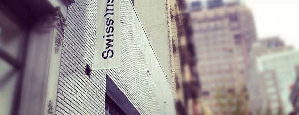 Swiss Institute Of Contemporary Art is one of NYC.