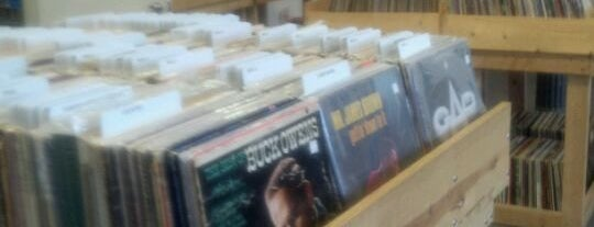 Favorite Records is one of Record Shops: Chicago.