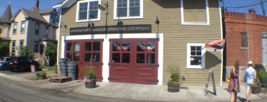 Greenport Harbor Brewing Company is one of Northeast Food & Drink.