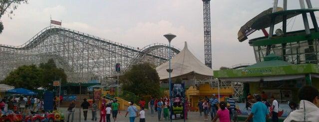 La Feria de Chapultepec is one of Algunos lugares....