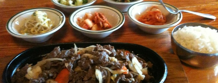 Beewon Korean Cuisine is one of Orlando/Winter Park.