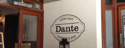 Dante Kitchen & Bar is one of The Next Big Thing.