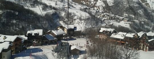 Saint-Martin de Belleville is one of 3 Vallées.