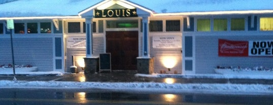 Louis is one of Quincy- City of Presidents.