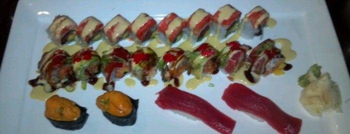 Hotoke Sushi & Steakhouse is one of Restaurants.