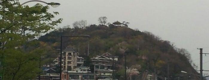 Eungbongsan is one of 추억, 그리고 기억해두고 싶은 곳.