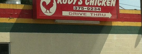 Rudy's Chicken is one of Delicious in Dallas.