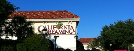 California Dreaming is one of Time to Eat.