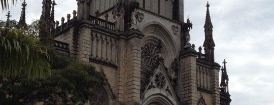 Catedral São Pedro de Alcântara is one of Petrópolis RJ.
