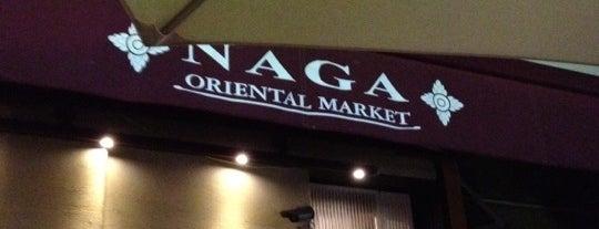 Naga Thai is one of Restaurantes Malaga.