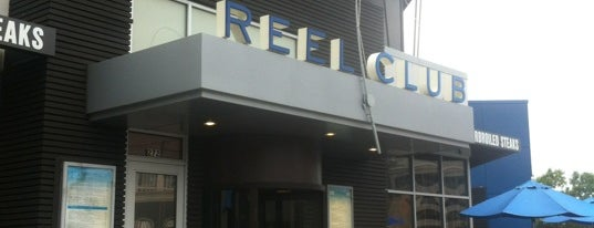 Reel Club is one of Lettuce Entertain You Restaurants.
