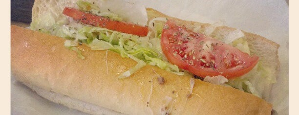 Sylvia's Super Subs & Pizza of Allen is one of Work Lunch Locations.