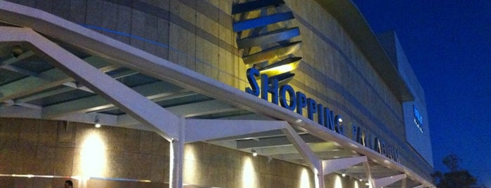 Shopping Palladium is one of meus lugares.