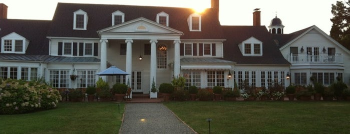 Inn at Perry Cabin by Belmond is one of Best Places to Check out in United States Pt 2.