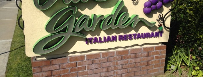 Olive Garden is one of south bay beach cities.