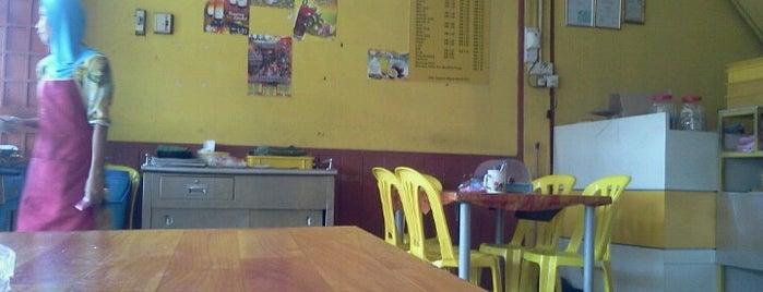 Alias Serama Cafe is one of Cafe & Kopitiam.