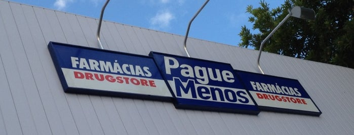 Farmácia Pague Menos is one of Meus Lugares.