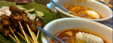 Satay Station is one of Makan @ KL #1.