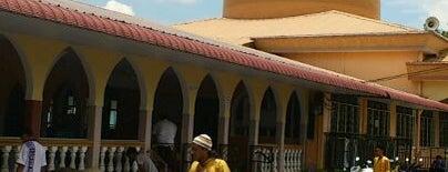 Masjid Jamek Taman Keledang is one of Baitullah : Masjid & Surau.