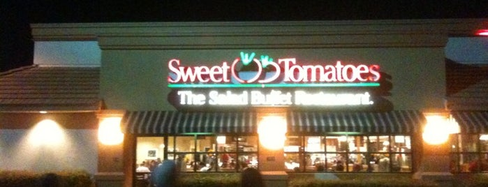 Sweet Tomatoes is one of My Faves.