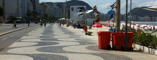 Posto 5 is one of The Beaches in Rio de Janeiro, Brazil.
