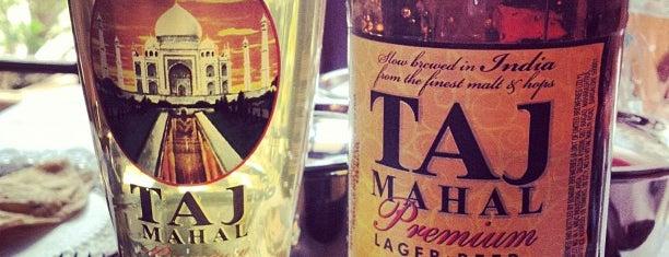 Taj Mahal is one of New York.