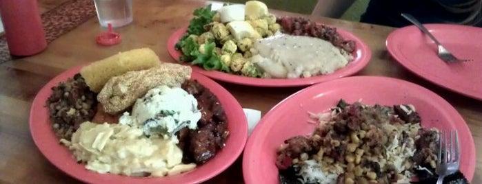 Souley Vegan is one of East Bay: Food.